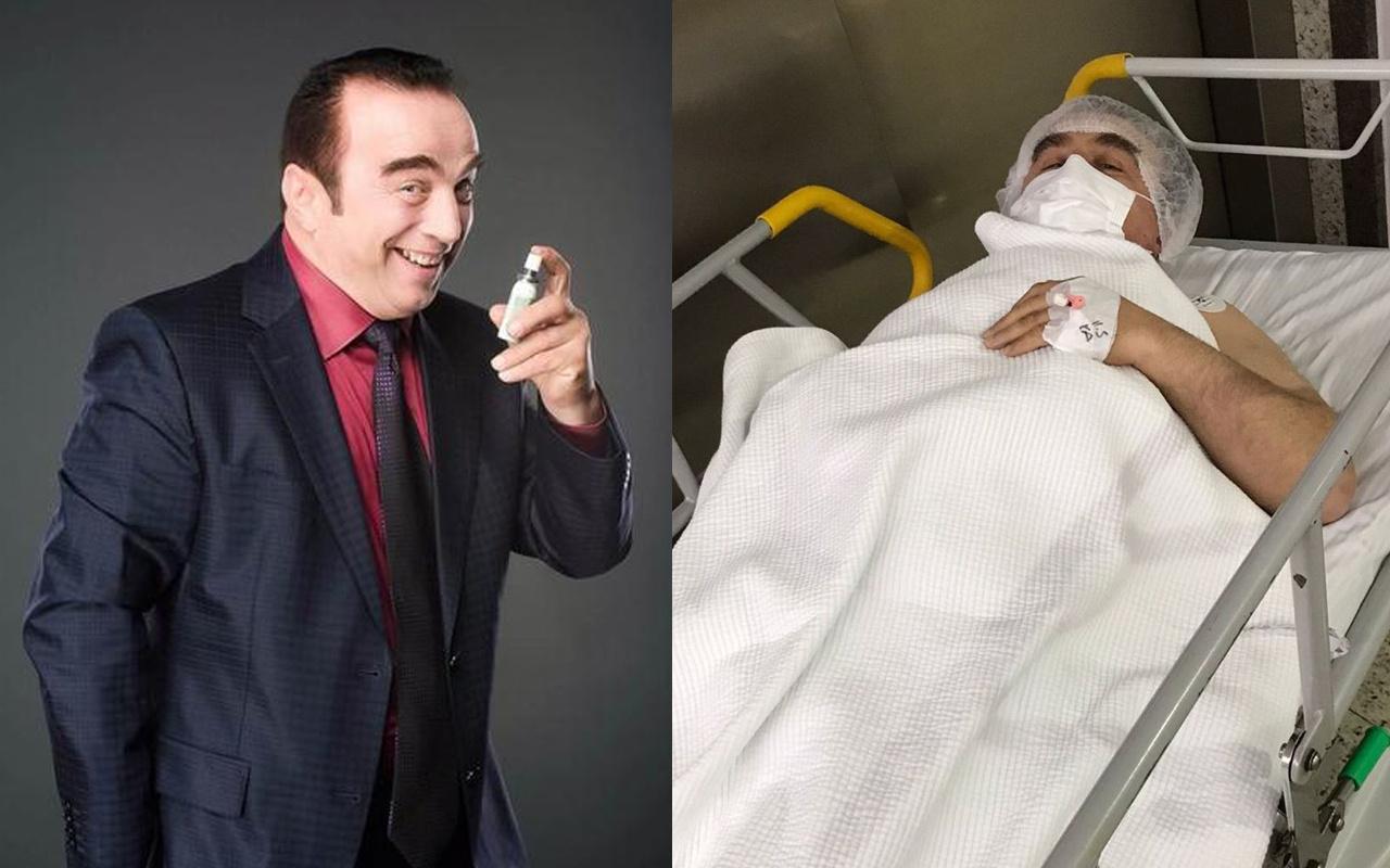 Çocuklar Duymasın'ın Fıs Fıs İsmail'i Süleyman Yağcı acil olarak ameliyata alındı