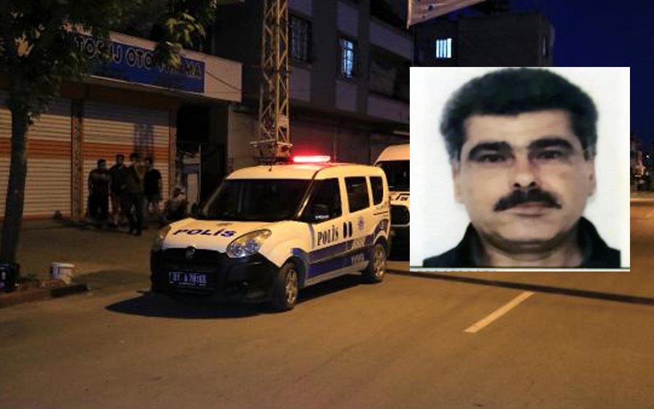 Adana'da pencereden bakınca sinir krizi geçirdiler! Babaları tüfekle öldürülmüş