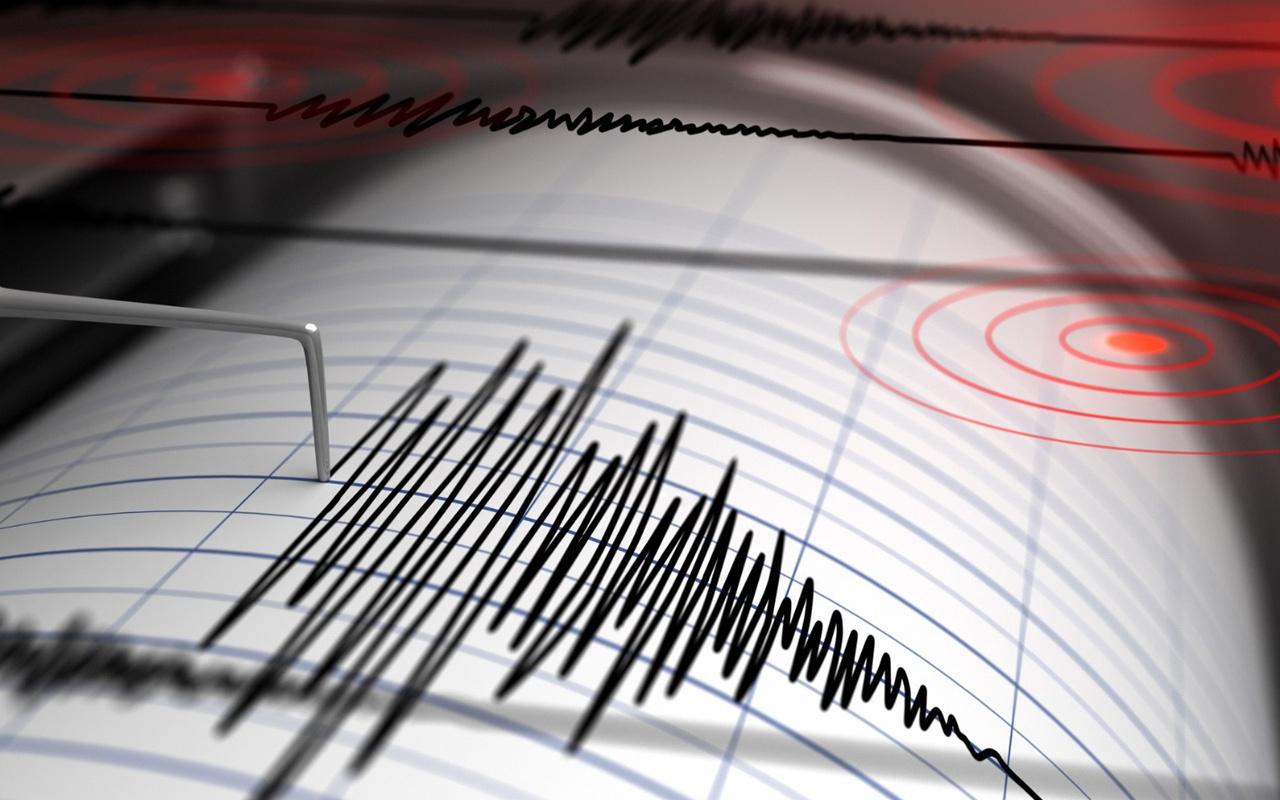 Diyarbakır'da deprem! AFAD şiddetini 3.9 olarak açıkladı