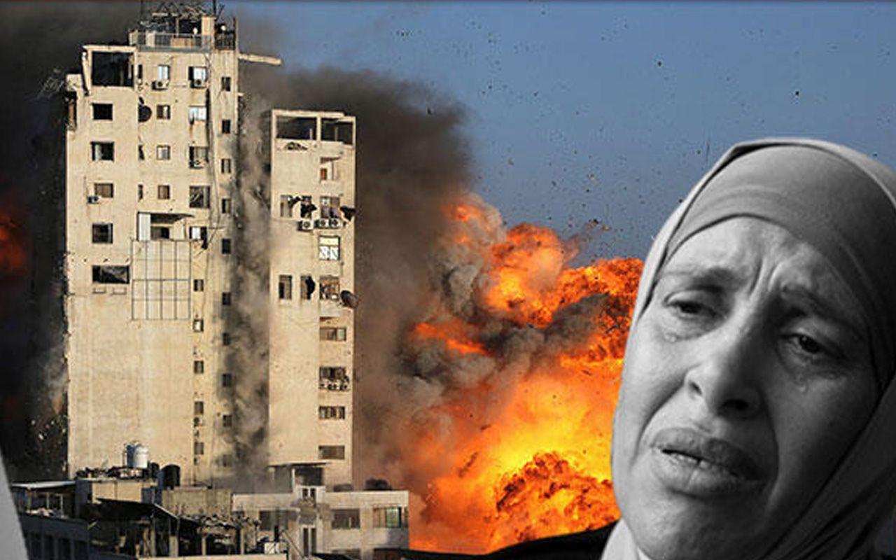 İsrail vahşetin dozunu arttırdı! Gazze Şeridi'nde ölü sayısı yükseldi işte son 24 saatte yaşananlar