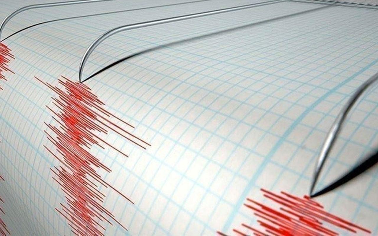 Tokat'ın Erbaa ilçesinde 4 büyüklüğünde deprem meydana geldi