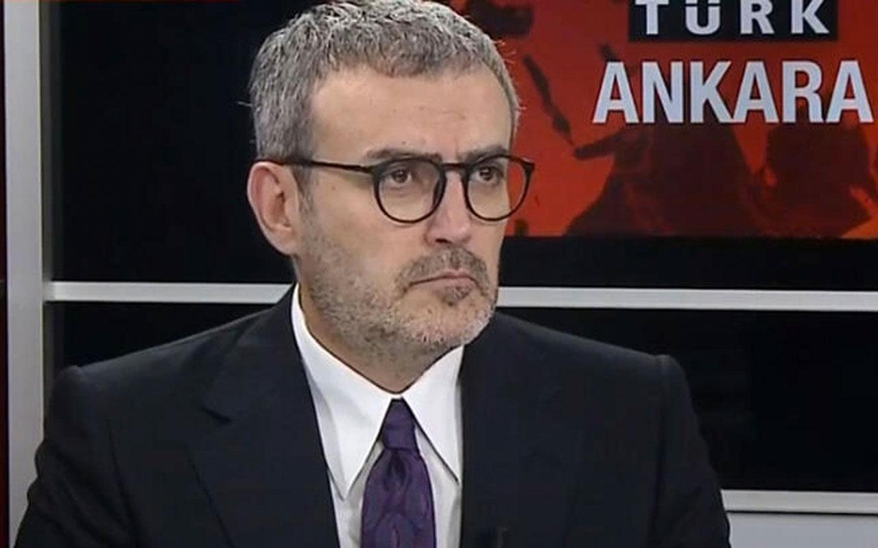 AK Partili Mahir Ünal'dan Ali Babacan açıklaması