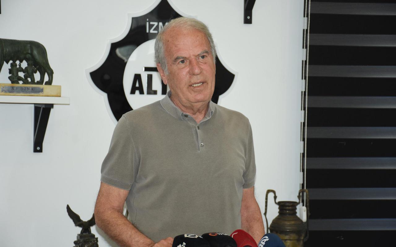 Mustafa Denizli: Hedeflerimin en önemlisi Altay'ı Süper Lig'e çıkarmak