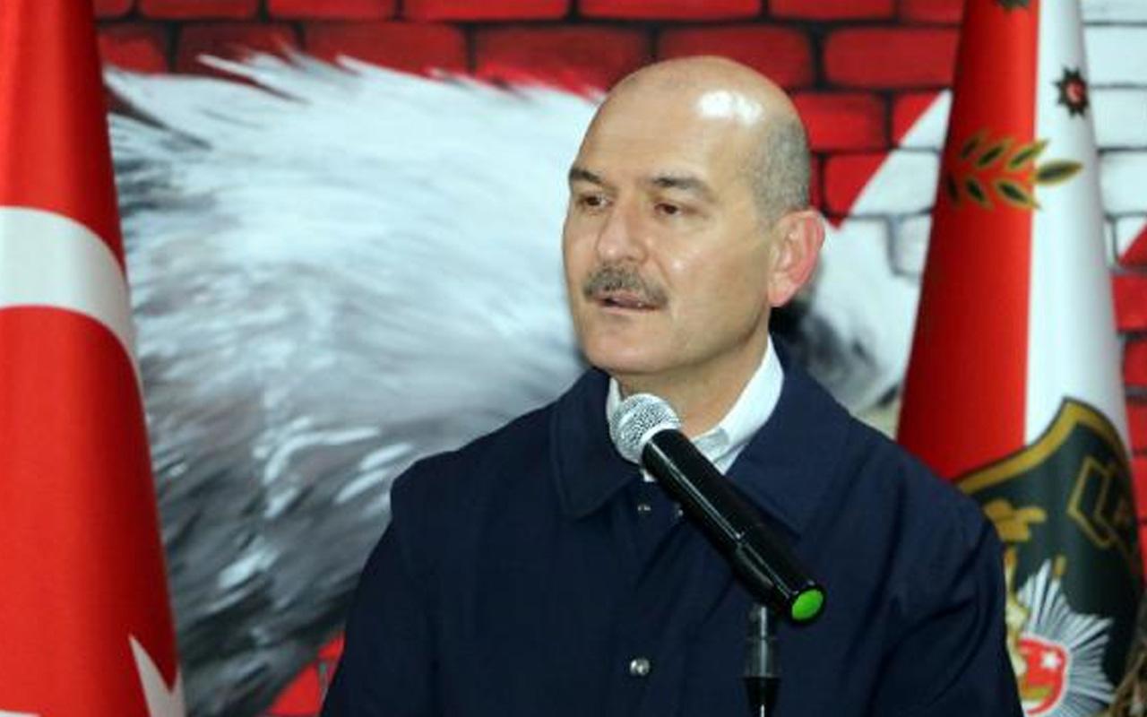 İçişleri Bakanı Süleyman Soylu: Çukurca'da 3 sivili katleden turuncu listedeki terörist öldürüldü