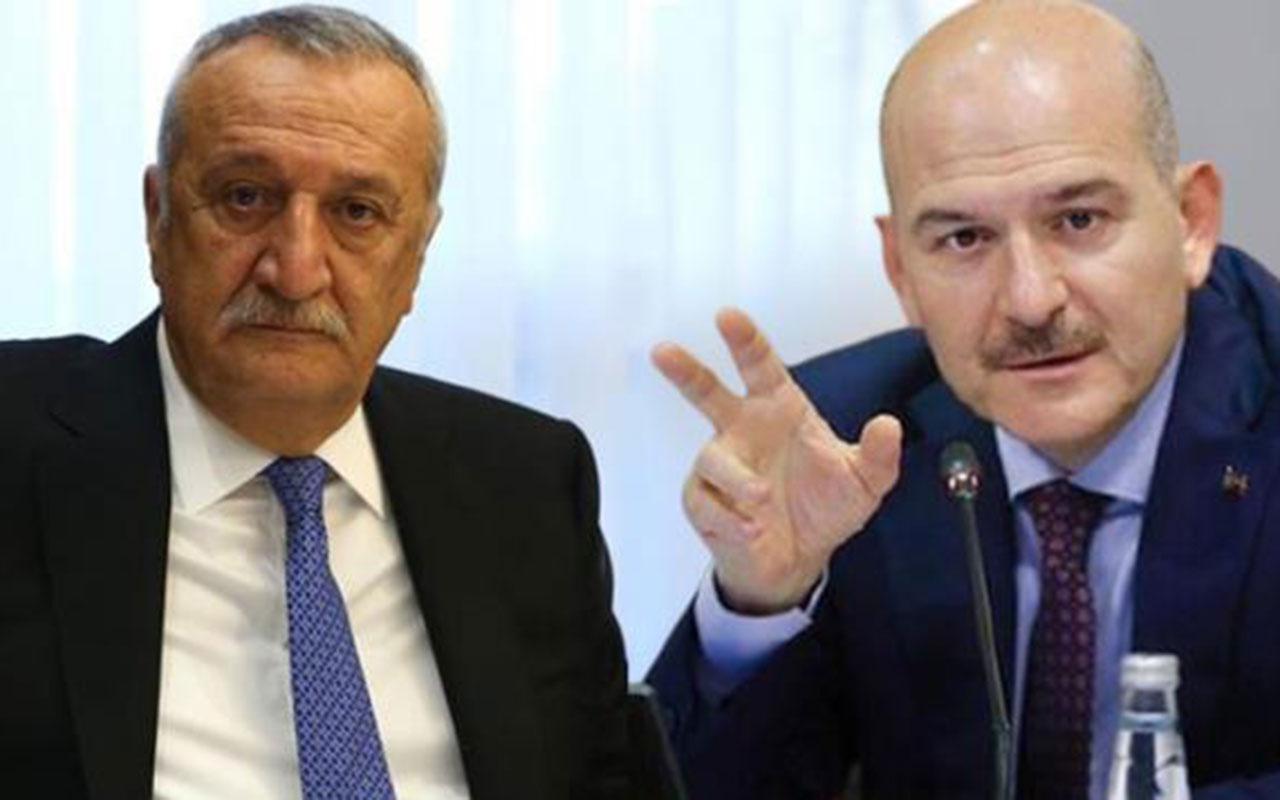 Mehmet Ağar, Süleyman Soylu'nun açıklamasının ardından özür diledi! 'Dilim sürçtü'