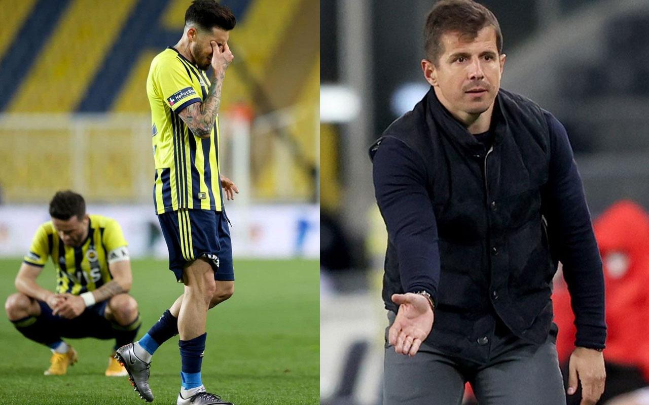 Fenerbahçe'yi bekleyen büyük tehlike! Fatura ağır olacak