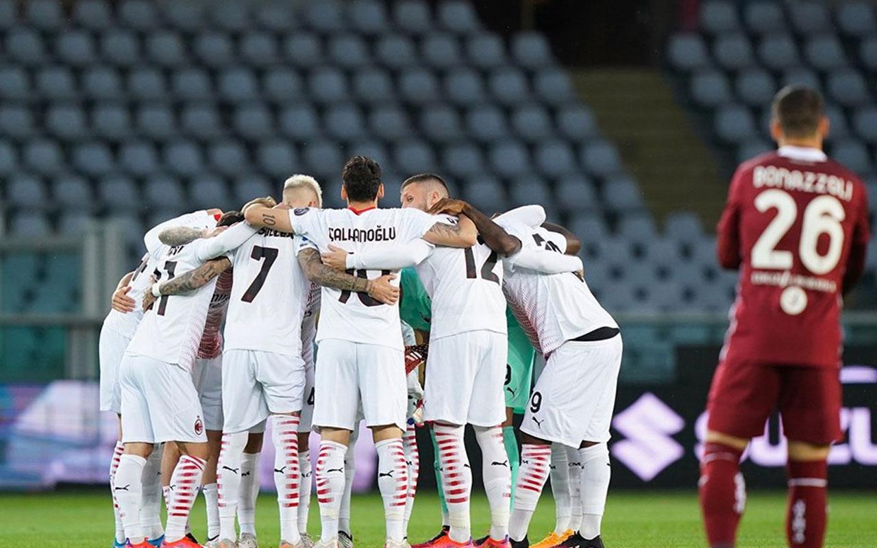 Milan, Torino'ya gol oldu yağdı! Tarihi skor