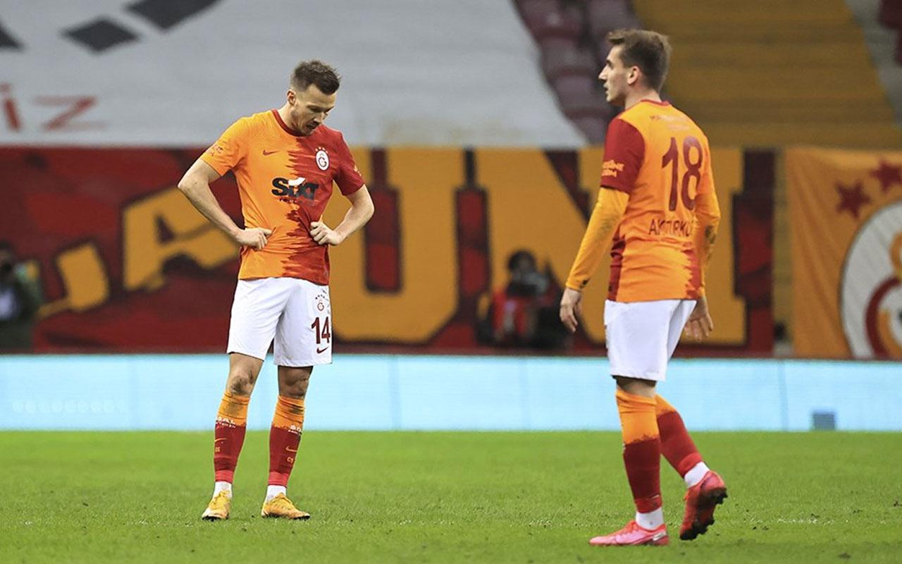 Galatasaraylı Martin Linnes'in acı günü