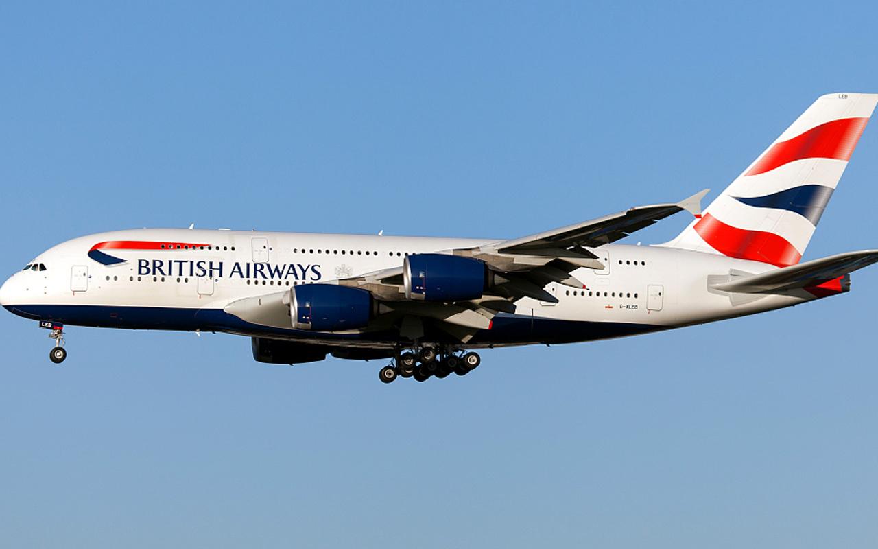 British Airways bölgede artan gerginlik nedeniyle Londra-Tel Aviv uçuşunu iptal etti