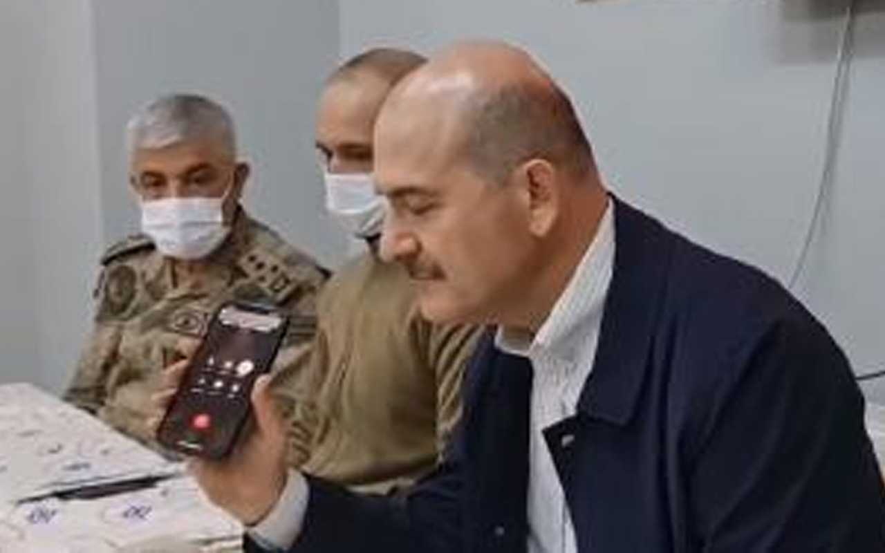 Cumhurbaşkanı Erdoğan, Mehmetçik ile bayramlaştı