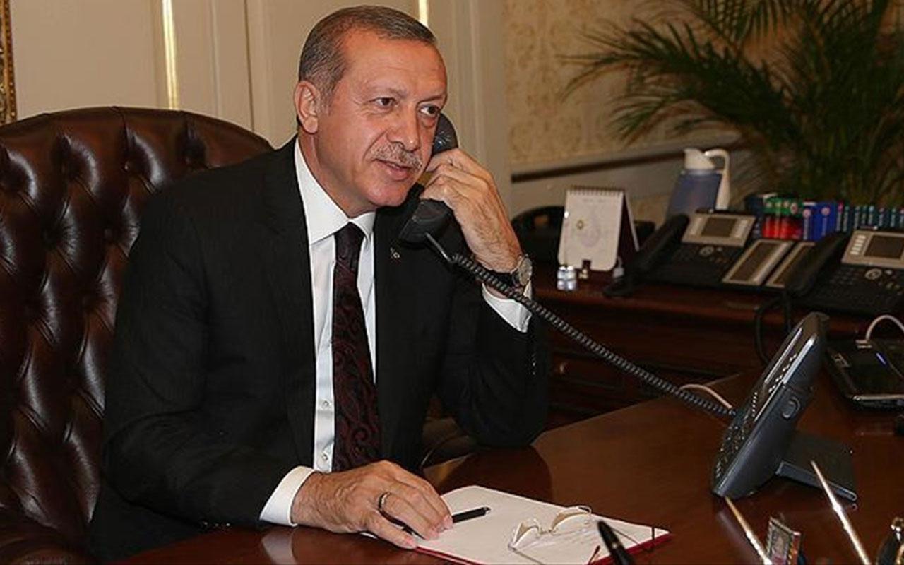 CumhurbaşkanıErdoğan'danbayramda İslam dünyası liderleriyle Filistin diplomasisi!