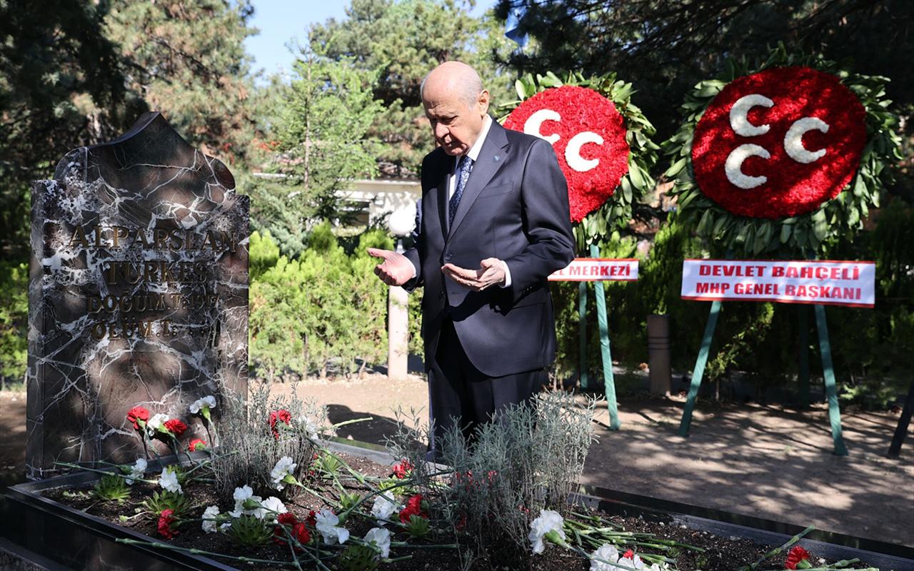 MHP Genel Başkanı Devlet Bahçeli: Hüzünlü bir bayram geçirmekteyiz
