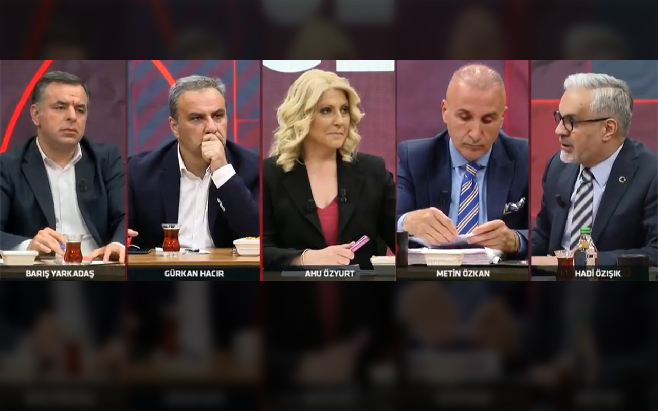 Hadi Özışık'tan Ali Babacan'a sert eleştiri: Söyledikleri siyasi münafıklıktır