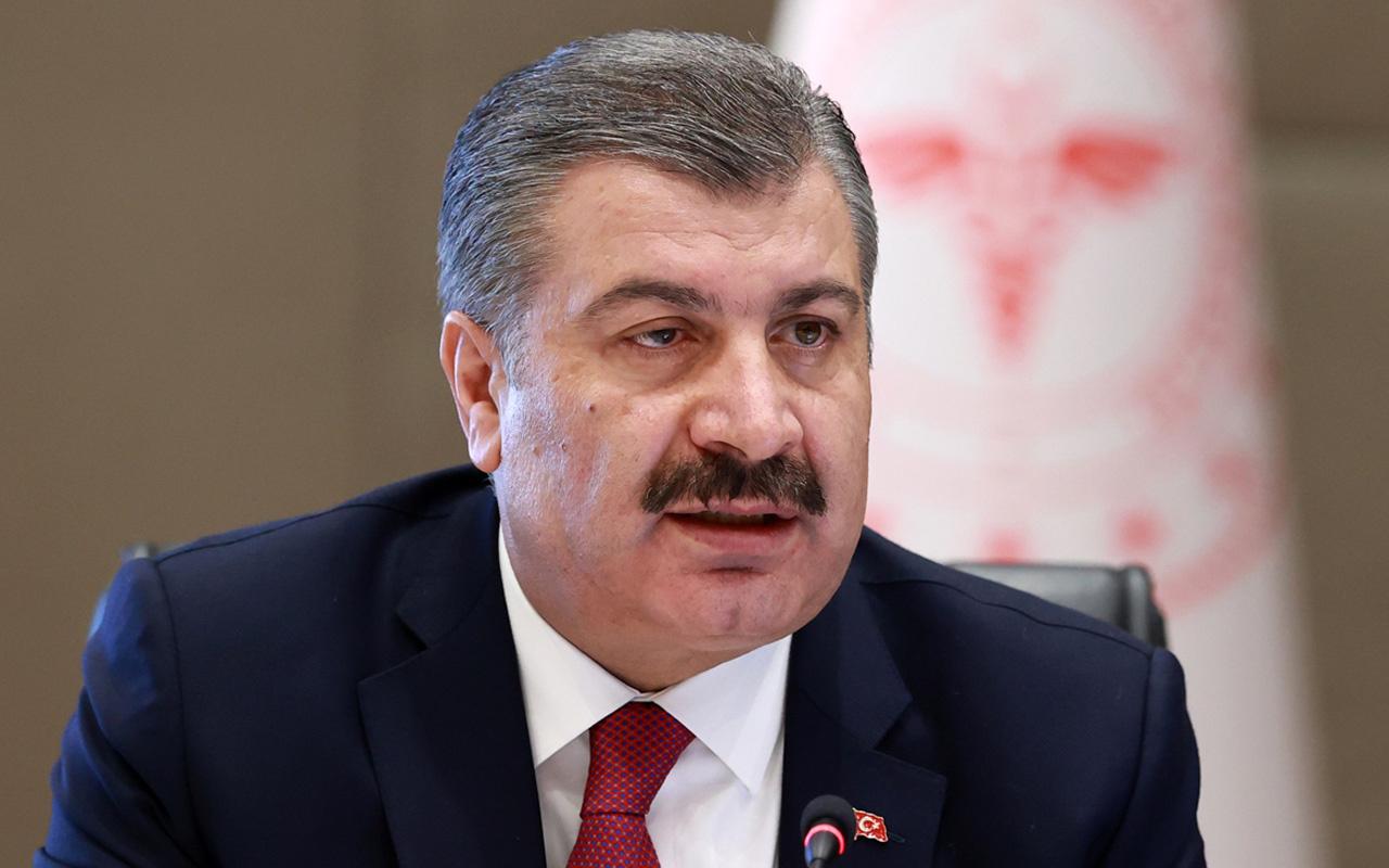 Sağlık Bakanı Fahrettin Koca: Kısıtlamaların kademeli olarak kalkacağı günlere ulaşıyoruz