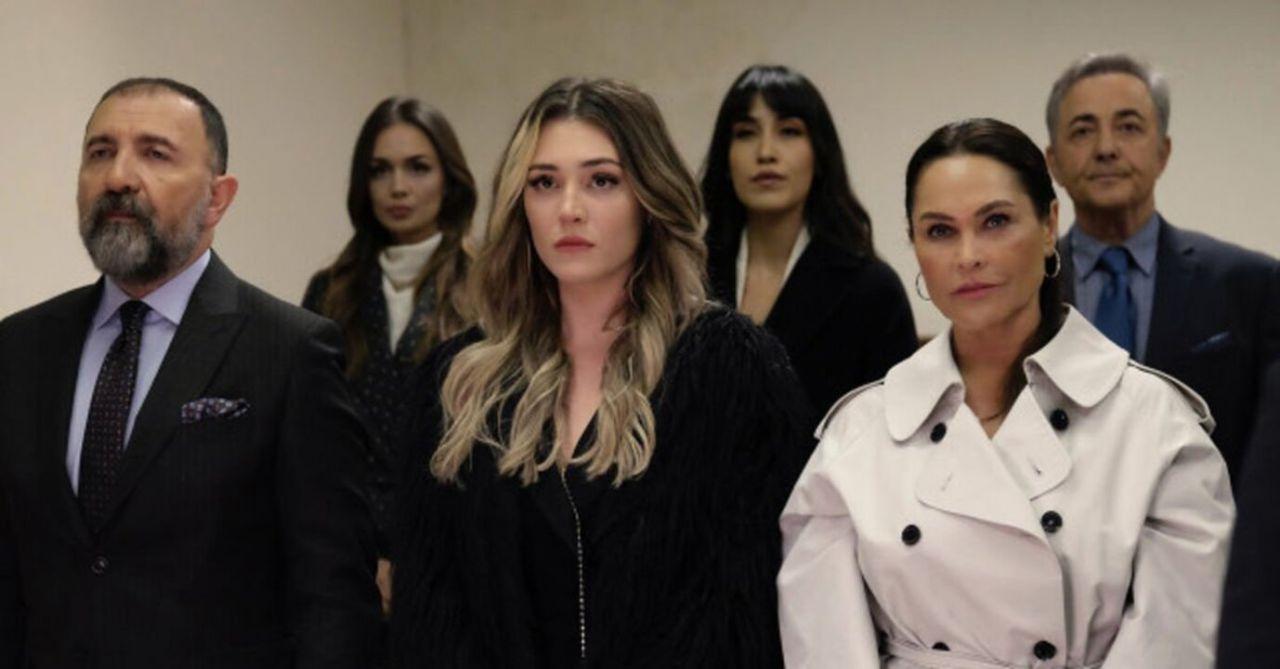 Hülya Avşar Masumiyet dizisini ipten aldı yapım şirketini bastı iddiası olay!