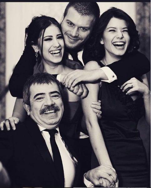 Hazal Kaya Aşk-ı Memnu fotoğrafını Instagram'da 11 sene sonra itiraflarla beraber paylaştı