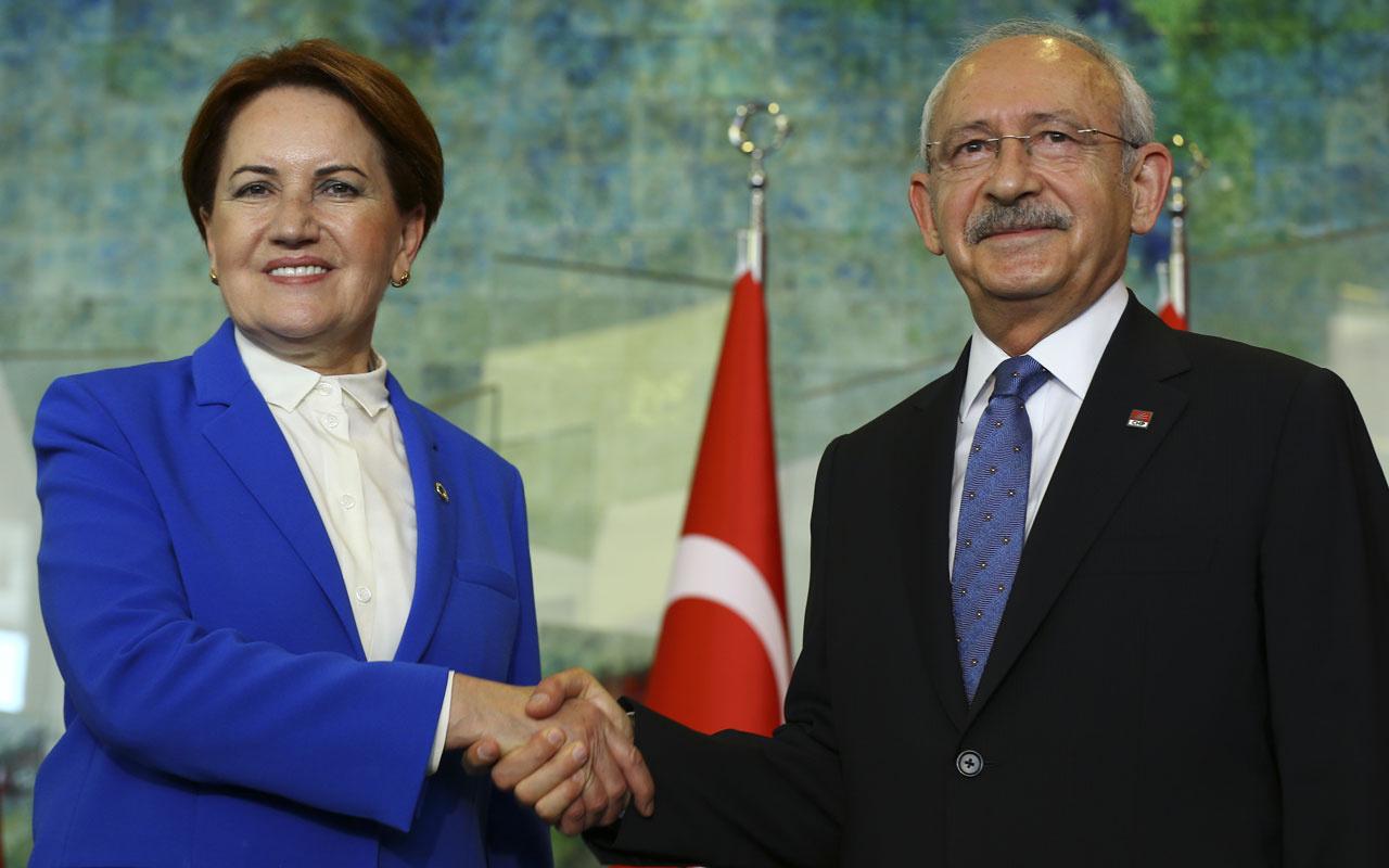 Kemal Kılıçdaroğlu'nun adaylık açıklamasına İYİ Parti'nin yanıtı kulisleri hareketlendirdi