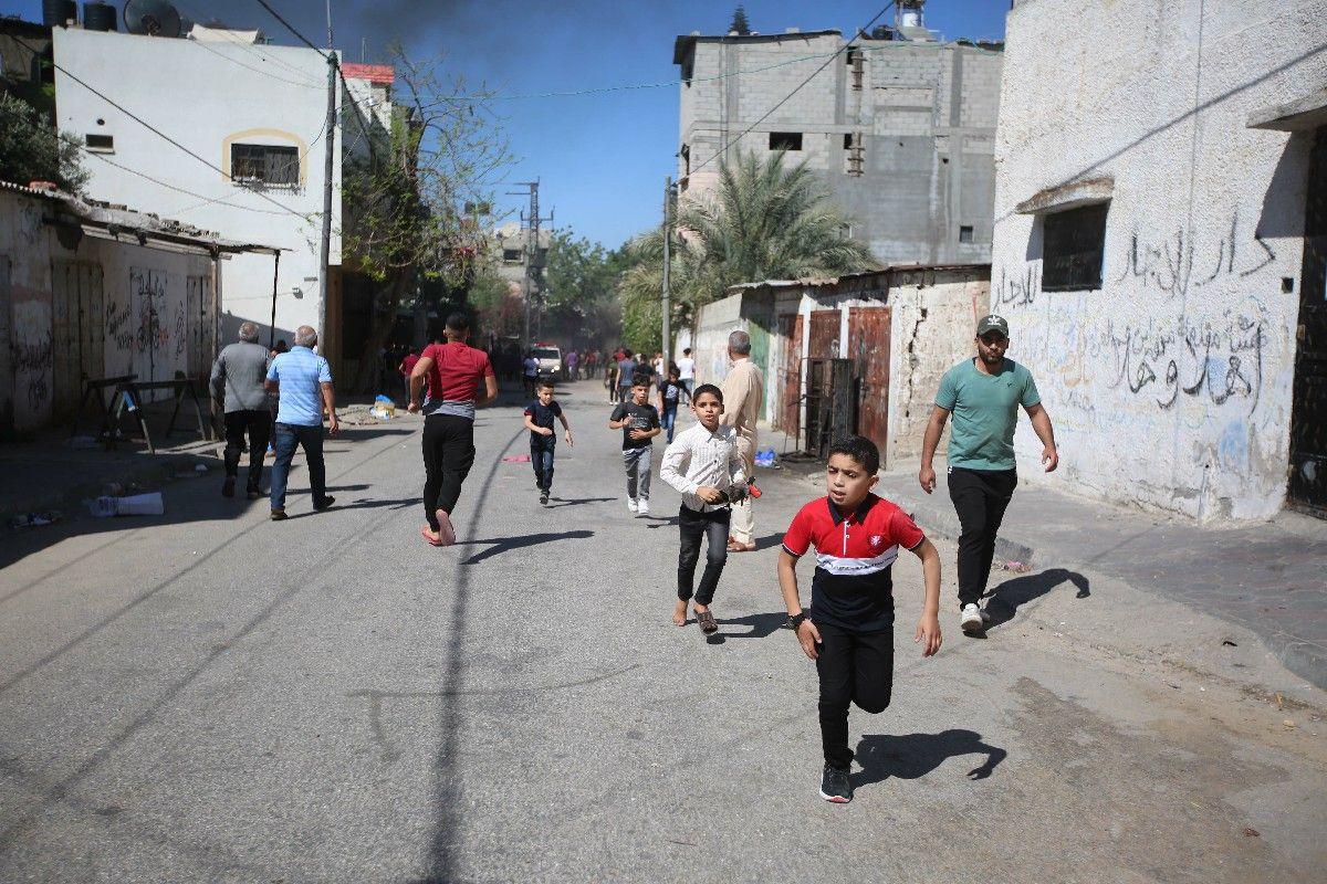 İsrail'in Gazze Şeridi'ne saldırılarında şehit sayısı 103'e çıktı