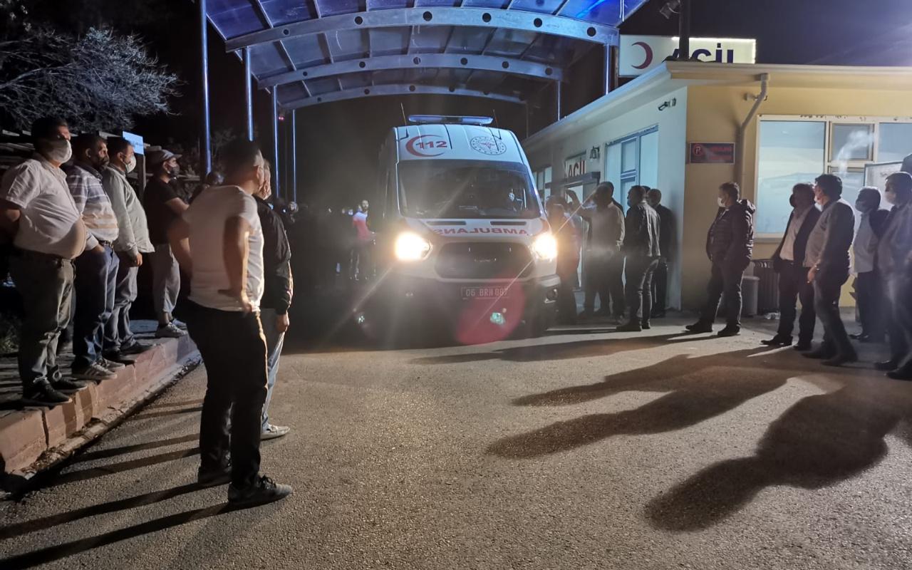 Ankara'da piknik dönüşü traktör faciası 4 ölü 18 yaralı