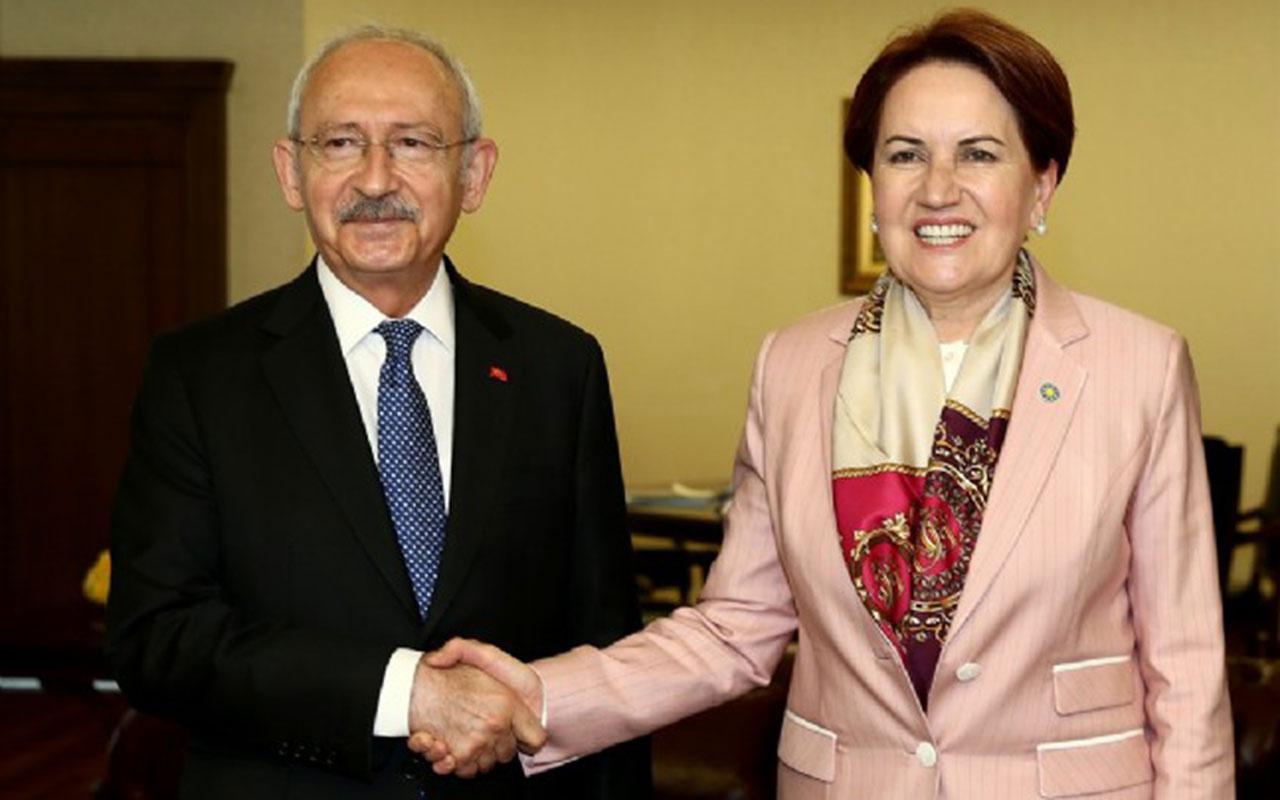 Akşener ve Kılıçdaroğlu'ndan Cumhurbaşkanı Erdoğan'a 'helallik' cevabı: Korkma, sandığı getir