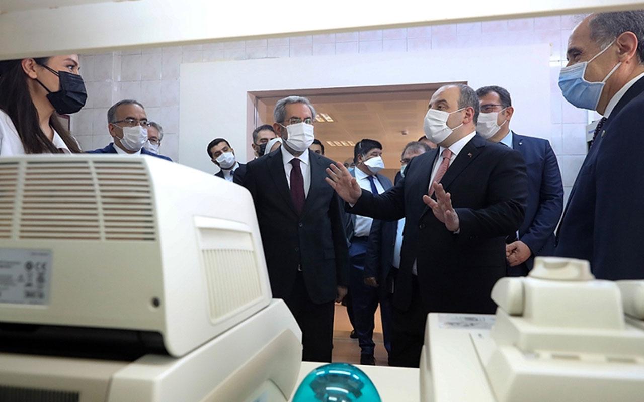Bakan Mustafa Varank: VLP aşısında da Faz 2'ye geçmeyi planlıyoruz