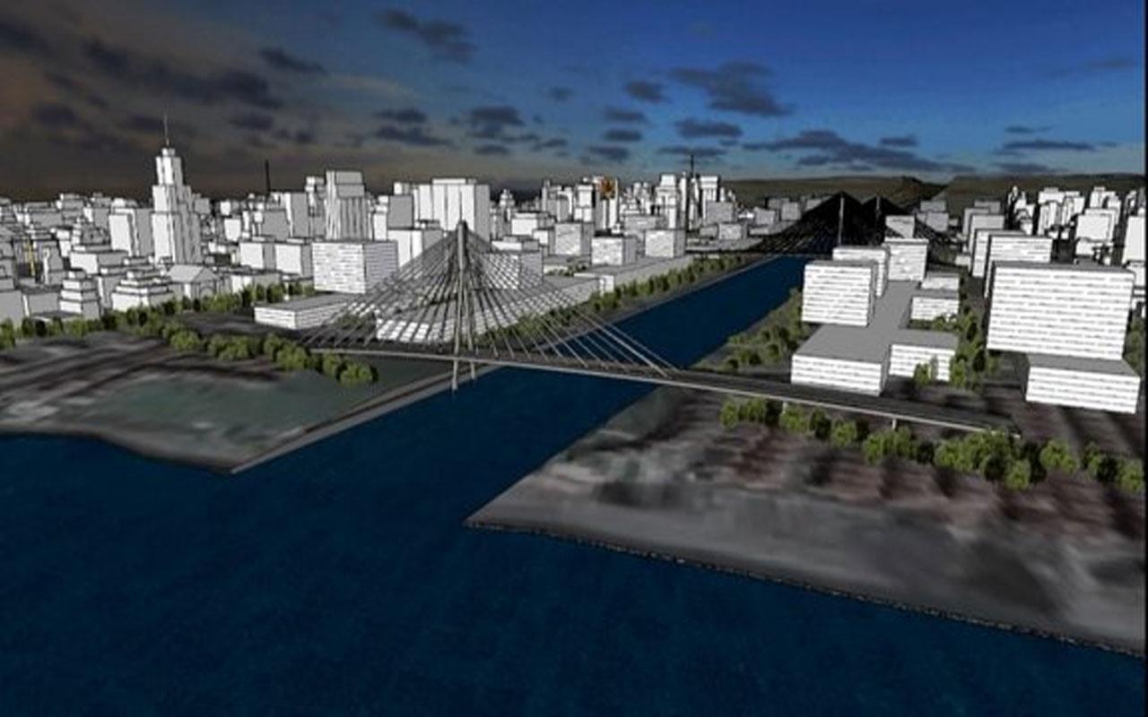 Kanal İstanbul'da tarih netleşiyor! İlk köprü başlıyor