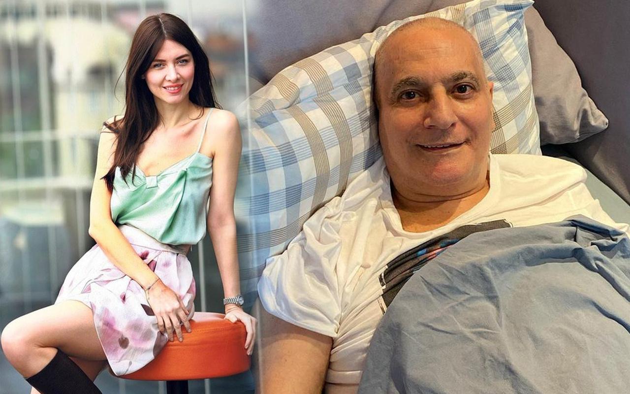 'Vicdan azabımdı' diyen Mehmet Ali Erbil itiraf etti! Nefise Karatay'la çıplak pozları için bakın ne dedi