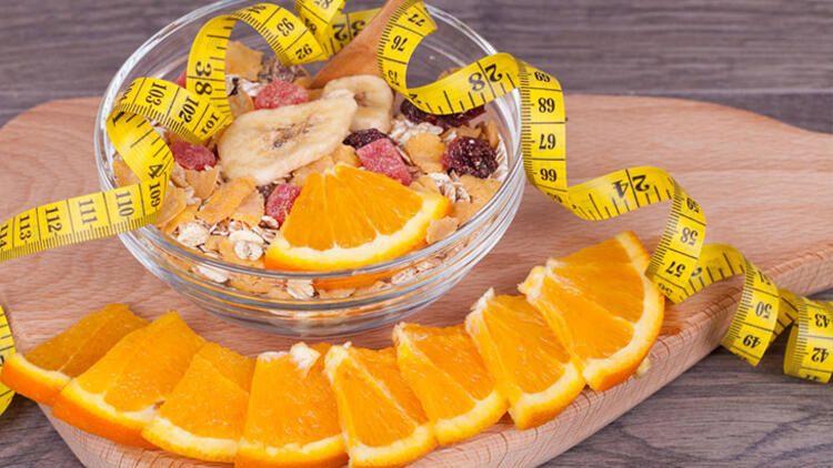 Metabolizmayı hızlandırmak için ne yapmalı? İşte kilo verdiren besinler