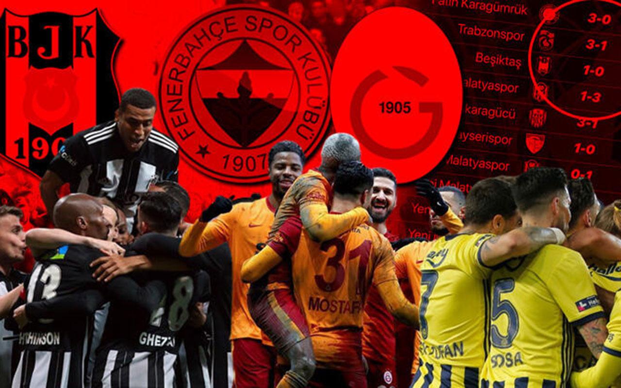 Şampiyon bugün belli oluyor! Beşiktaş mı yoksa Galatasaray mı maçlar saat kaçta