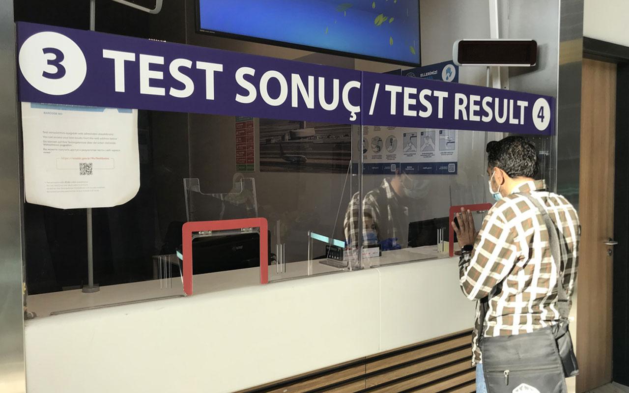 Listeden çıkartıldı! İsrail'den gelen yolculardan PCR testi istenecek