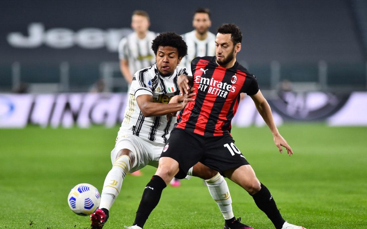 Hakan Çalhanoğlu Juventus'a doğru