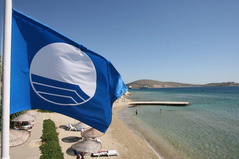 Tatil vakti geldi işte Türkiye'nin en ünlü mavi bayraklı plajları!