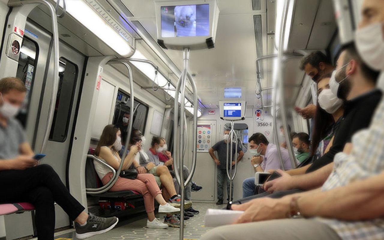 Metro İstanbul'dan sefer saatlerine 'normalleşme' ayarı! İste yeni sefer saatleri