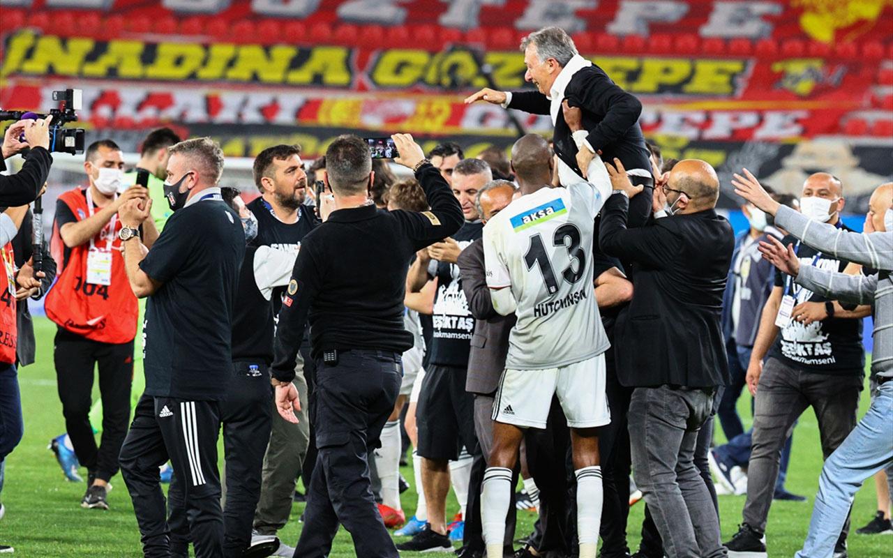Şampiyon Beşiktaş servet kazandı! Kartal'ın kasasına yaklaşık 230 milyon lira girecek