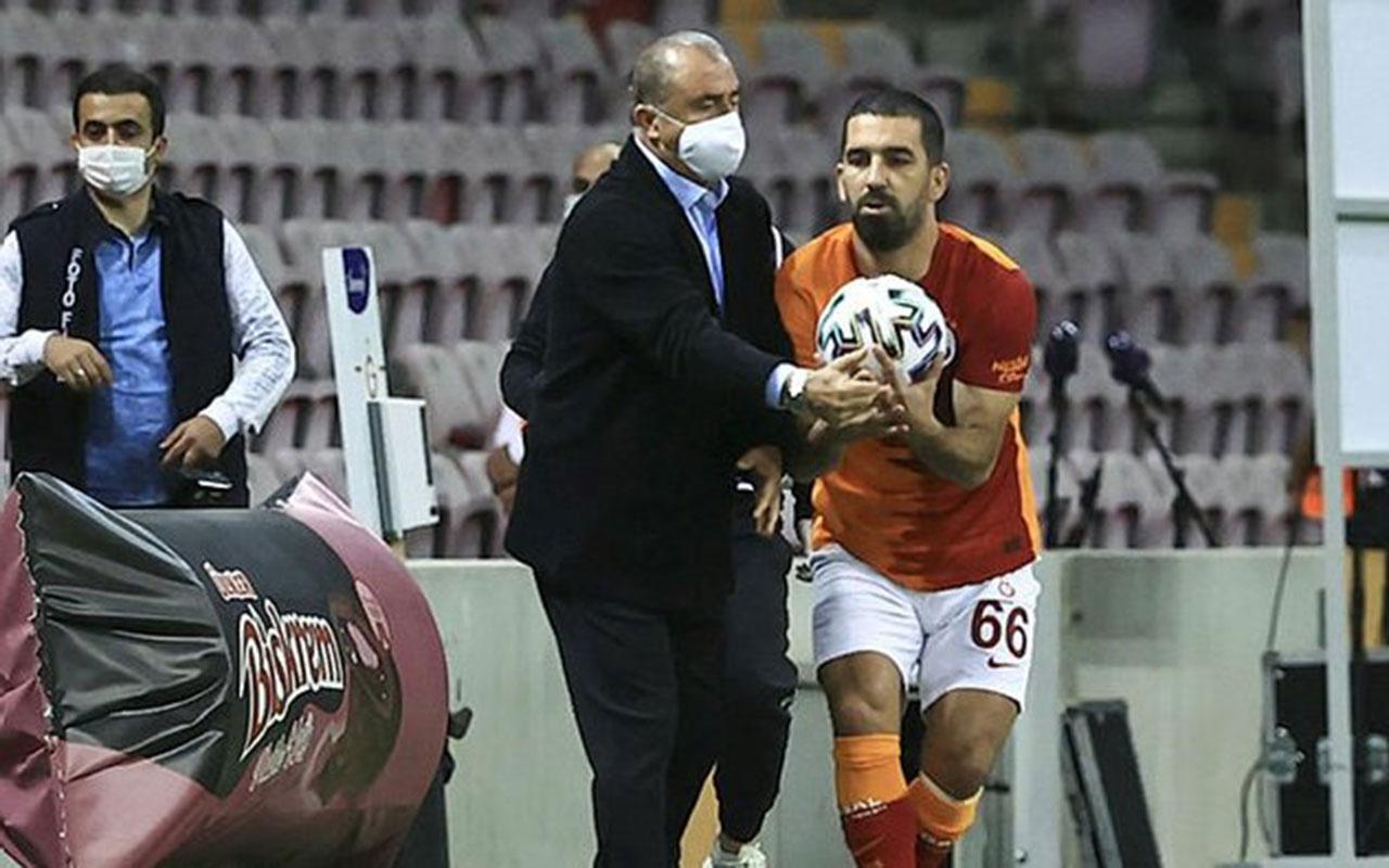 "Arda Turan'dan Futbol Federasyonuna yaylım ateşi! ""Galatasarayçok doğrandı"""