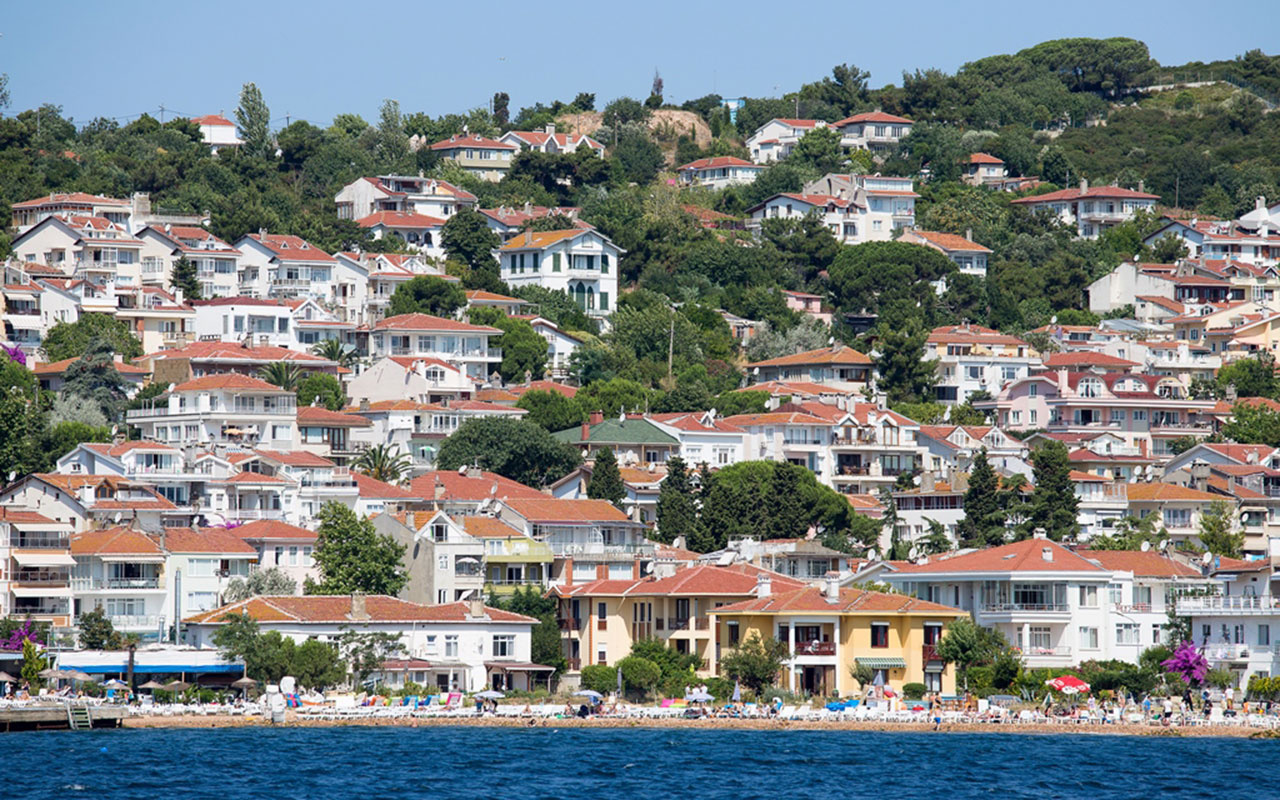 Koronada kira fiyatları yüzde 70 zamlandı! İstanbul'un adalarında boş ev kalmadı