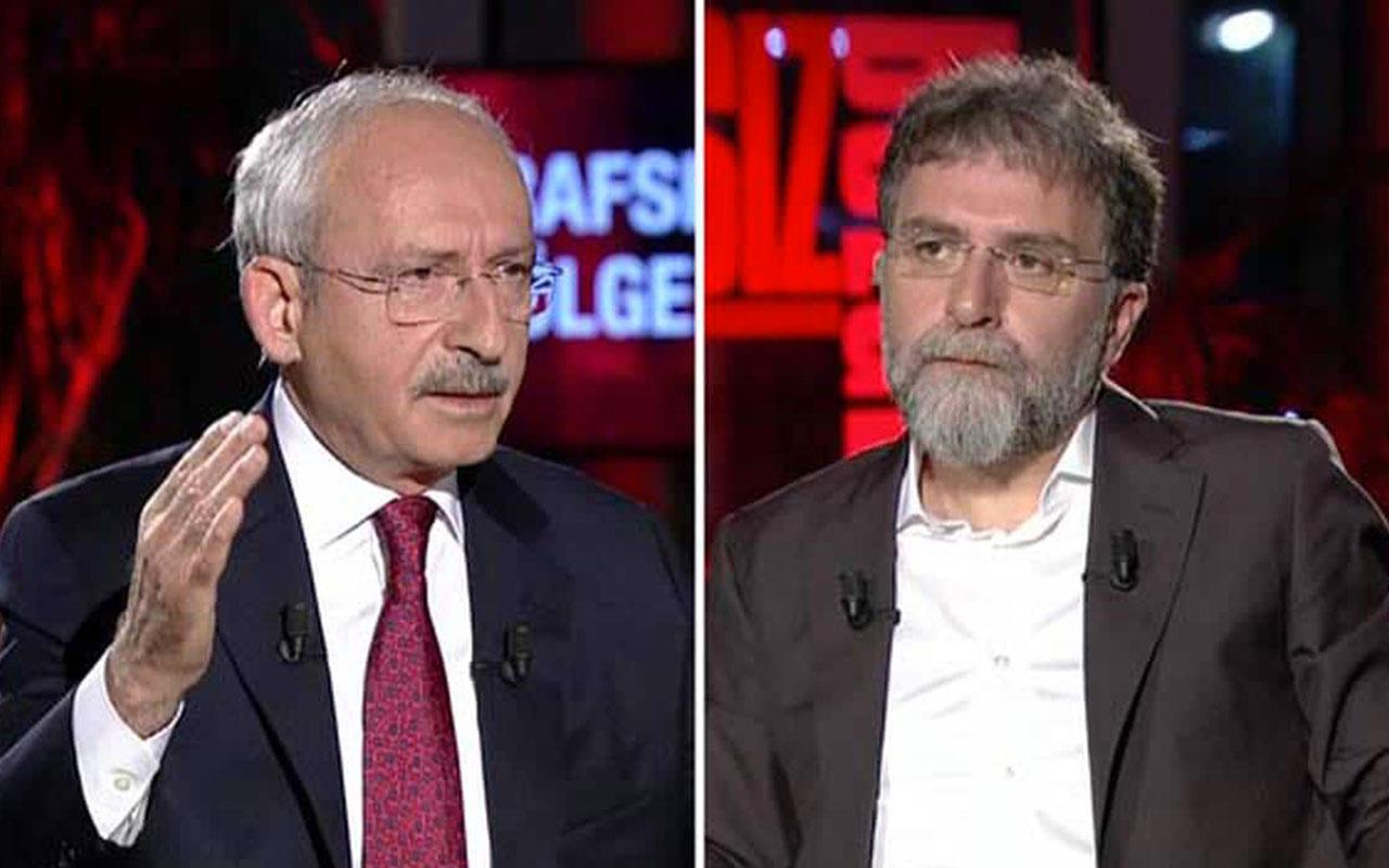 Ahmet Hakan'a tepki yağdı! Hiç kimse istemiyor Kılıçdaroğlu'nun aday olmasını