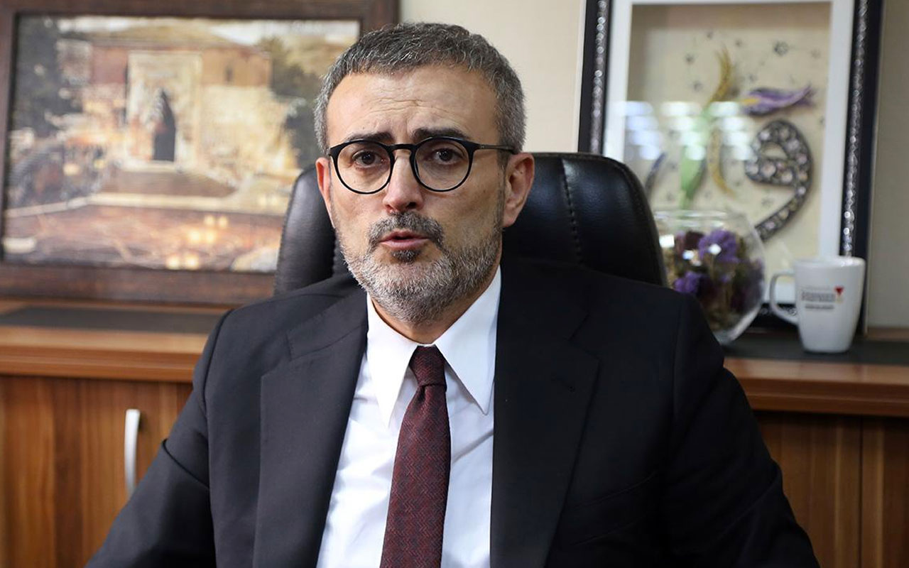 AK Partili Mahir Ünal'dan Kılıçdaroğlu'nun erken seçim çağrısına yanıt