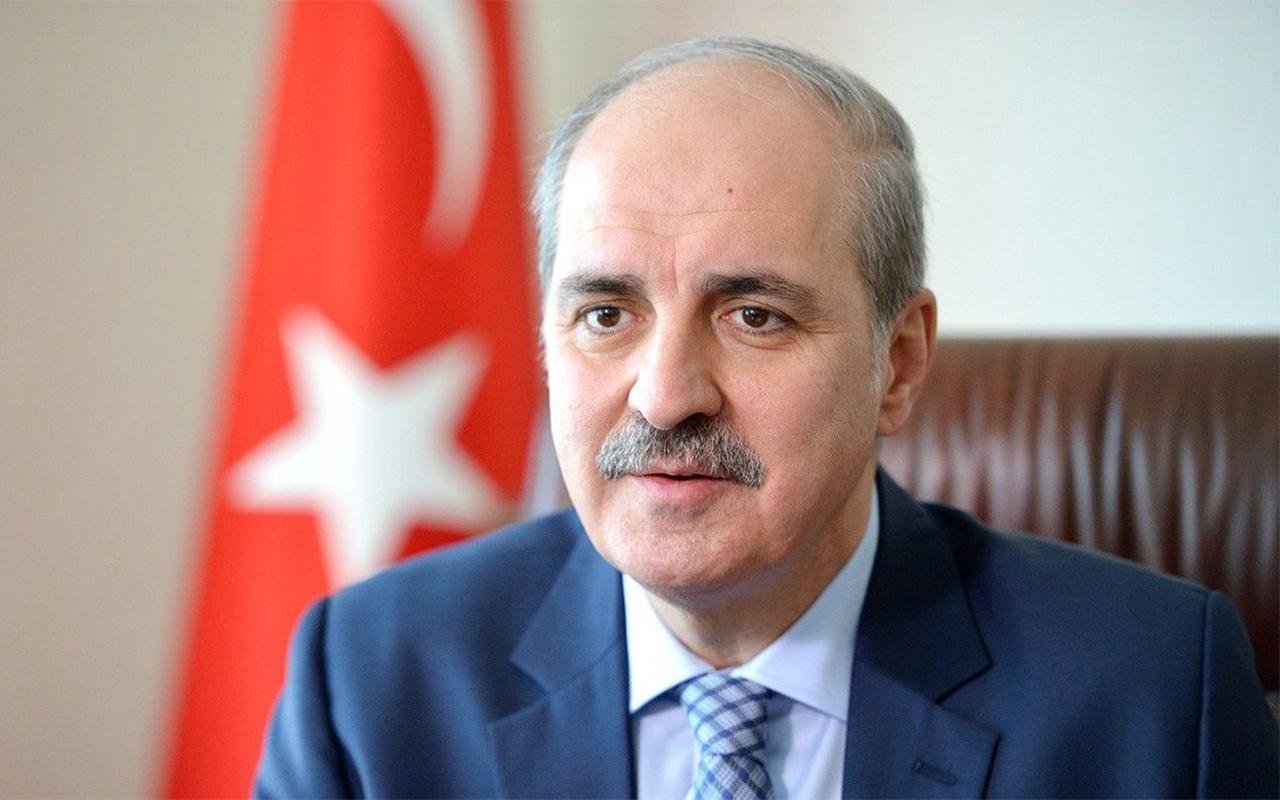 AK Parti Genel Başkanvekili Numan Kurtulmuş'tan erken seçim açıklaması