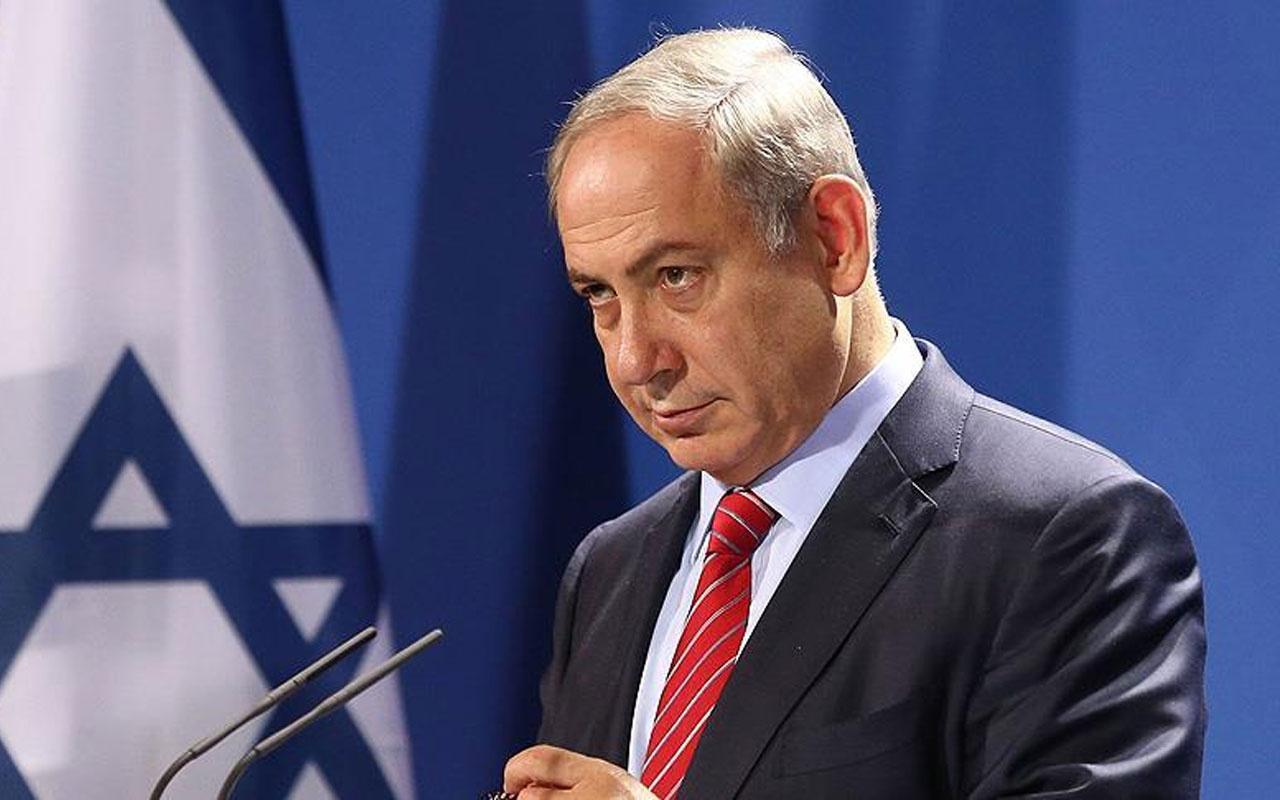 Katliama doymuyor! İsrail Başbakanı Netanyahu Gazze'ye saldırıların devam edeceğini söyledi