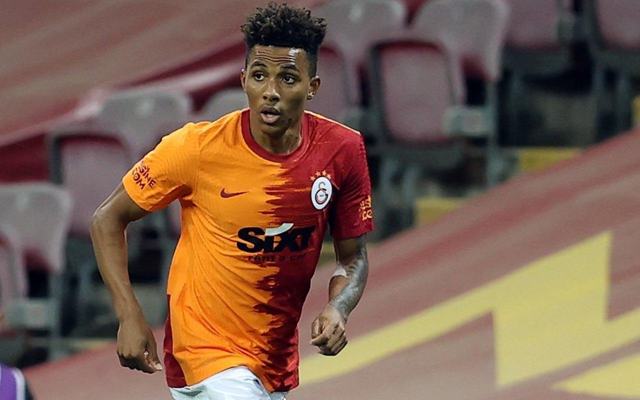 Gedson Fernandes'den Galatasaray'a veda mesajı