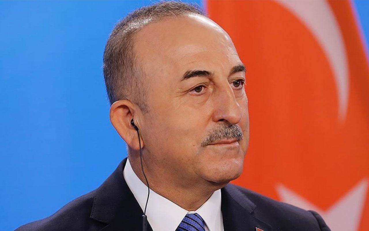 Bakan Çavuşoğlu: Ümmet bizden liderlik bekliyor Türkiye gereken her adımı atmaya hazırdır