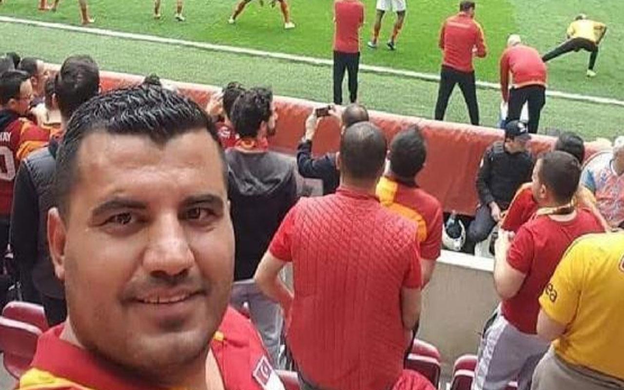 Galatasaray'dan vefat eden taraftarı Muharrem Günay için başsağlığı mesajı