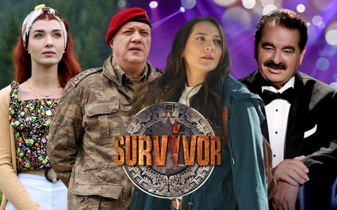 Gönül Dağı Kuzey Yıldızı Survivor Savaşçı İbo Show'a reyting şoku! Zirve bakın kimin