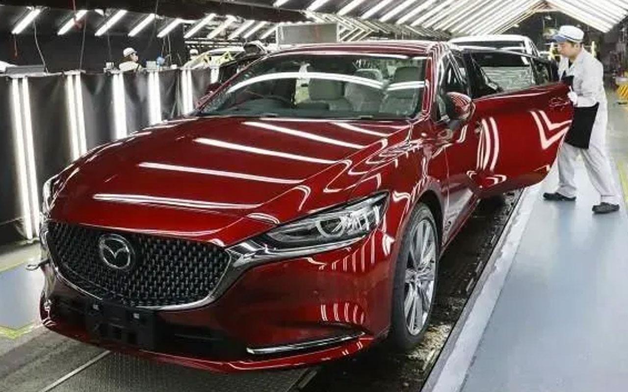 Japon devi Mazda Motor çip krizi nedeniyle üretimi azaltacak
