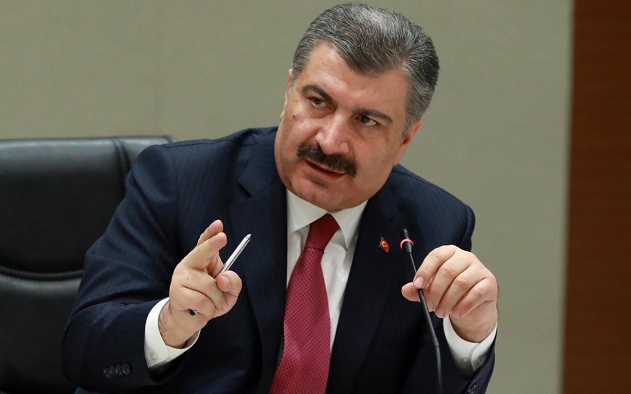 Sağlık Bakanı Fahrettin Koca, Beşiktaş'ı tebrik edip uyardı: Sevinçleri paylaşırken...
