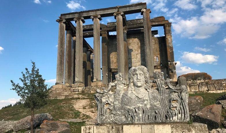 Tarih meraklılarına! Türkiye'de mutlaka görülmesi gereken 10 antik kent!