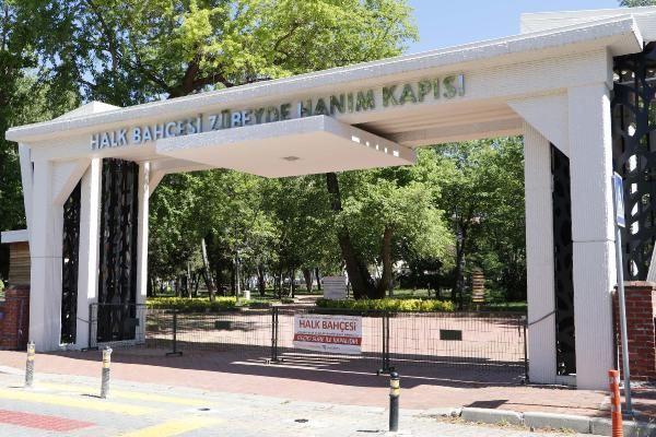 Flaş karar duyuruldu! Çanakkale'de park ve bahçeler ile sahiller 1 Haziran'a kadar kapalı