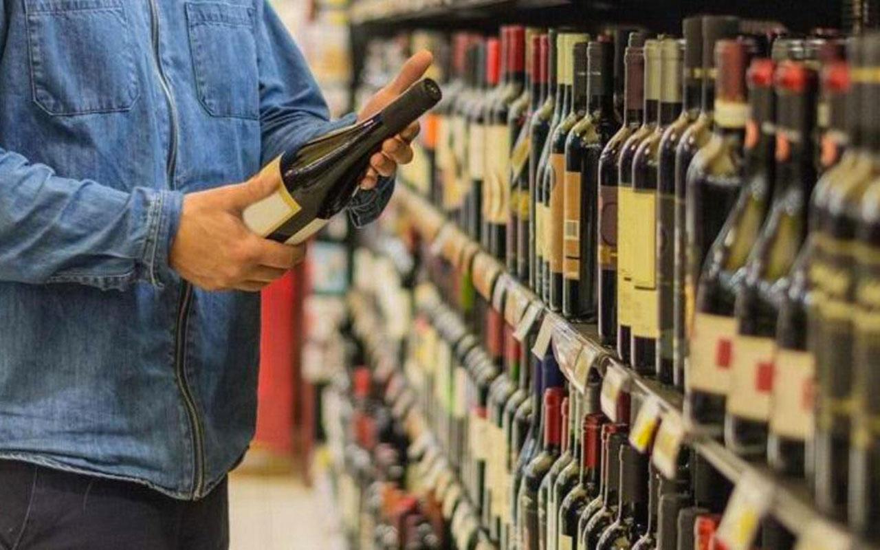 Hafta sonları alkol satışını tekrar yasaklandı! Tekelcilerden tepki: Sözlü yasakları tanımıyoruz