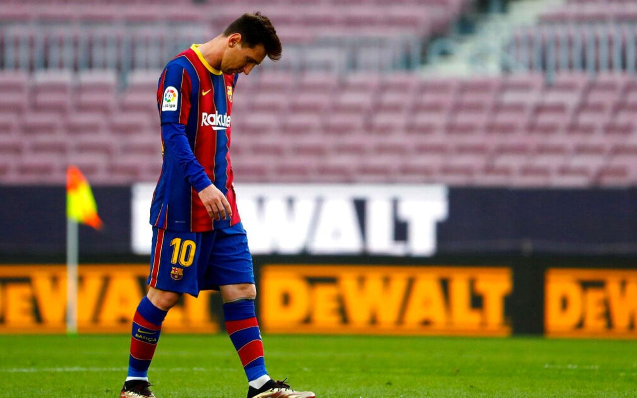 Barcelona'nın şampiyonluk şansı kalmadı!